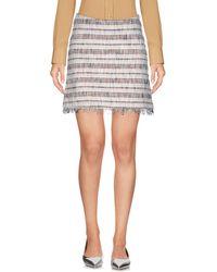 Belair - Mini Skirt - Lyst