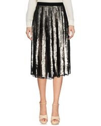 Manoush - 3/4 Length Skirt - Lyst