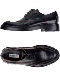 Balenciaga - Lace-up Shoes - Lyst