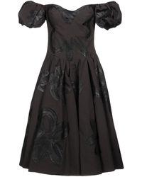 Moschino - Knee-length Dress - Lyst