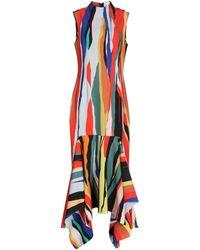 Solace London - 3/4 Length Dress - Lyst