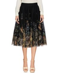 Ted Baker - 3/4 Length Skirt - Lyst