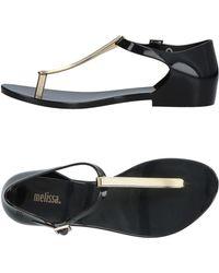 Melissa - Toe Post Sandal - Lyst