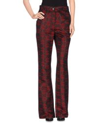 A.m. - Casual Pants - Lyst
