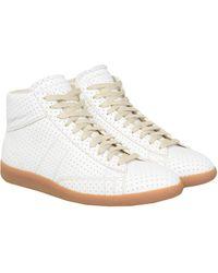 Maison Margiela - Mid-top Ace Sneakers - Lyst