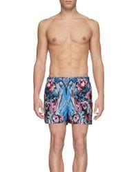 Just Cavalli - Swimming Trunks - Lyst