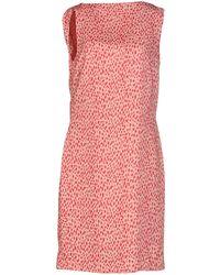 Siviglia - Short Dress - Lyst