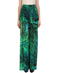 Elie Saab - Casual Trousers - Lyst