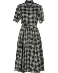 G.v.g.v - Knee-length Dress - Lyst