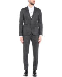 Brian Dales Suit - Gray