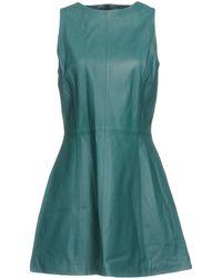 Muubaa - Short Dress - Lyst