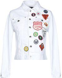 DSquared² - Scout Patches Cotton Denim Jacket - Lyst