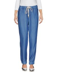 Splendid - Denim Trousers - Lyst