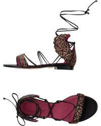 Oscar Tiye - Sandals - Lyst