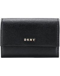 DKNY - Portemonnaie - Lyst