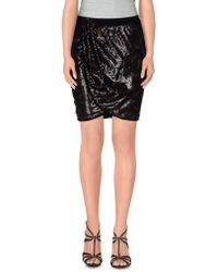 Soallure - Knee Length Skirt - Lyst
