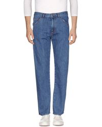 Gosha Rubchinskiy - Denim Trousers - Lyst