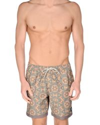 Quiksilver   Beach Shorts And Trousers   Lyst