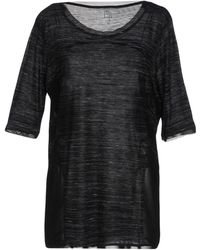 BLANC NOIR - T-shirt - Lyst