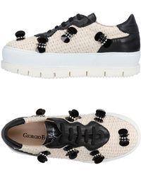 Giorgio Fabiani - Low-tops & Sneakers - Lyst