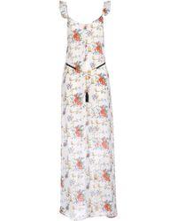 Cutie - Long Dress - Lyst
