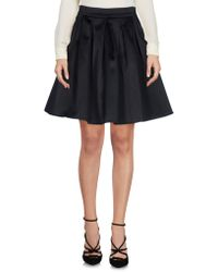 French Connection - Knee Length Skirts - Lyst