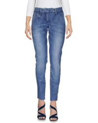 Dondup - Denim Trousers - Lyst