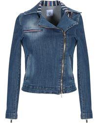 Sfizio - Denim Outerwear - Lyst
