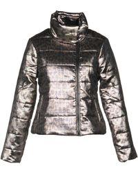 Silvian Heach - Synthetic Down Jacket - Lyst
