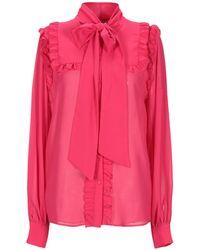 Silvian Heach Shirt - Pink