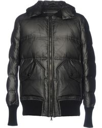 John Richmond - Synthetic Down Jackets - Lyst