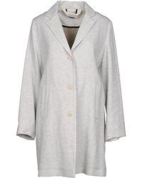 ROSSO35 | Overcoat | Lyst