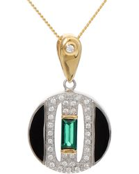 V Jewellery - Necklaces - Lyst