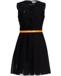 Manuel Facchini - Short Dress - Lyst