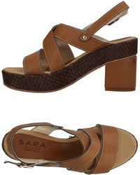 SARA® COLLECTION - Sandals - Lyst