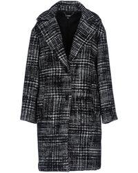 DKNY - Coat - Lyst