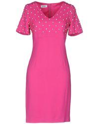 Moschino - Short Dress - Lyst
