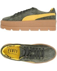 PUMA - Low-tops & Trainers - Lyst