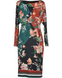 Gai Mattiolo - Knee-length Dress - Lyst