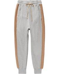 John Elliott Casual Pants - Gray