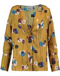 Lyst - Essentiel Antwerp Promelo Embroidered Shirt c97fac1c11