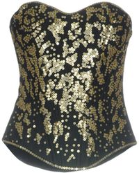 Oh My Corset - Tube Tops - Lyst