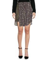 A.F.Vandevorst - Knee Length Skirts - Lyst