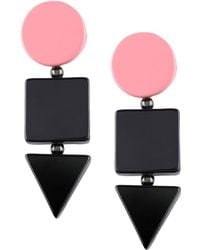 Emporio Armani - Earrings - Lyst