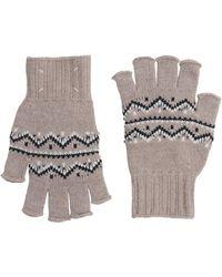 Maison Margiela Handschuhe - Mehrfarbig