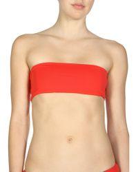 Laura Urbinati - Bikini Top - Lyst