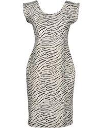 DIESEL - Short Dress - Lyst