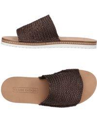 Casadei - Sandals - Lyst