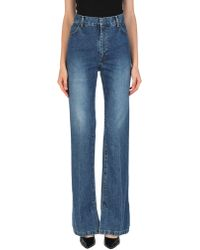 Toga - Denim Trousers - Lyst