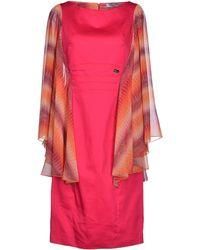 Bellissima by Raffaella Rai - Knee-length Dress - Lyst